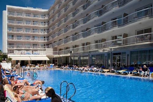 Тур в Helios Hotel Lloret de Mar 4☆ Испания, Коста Брава