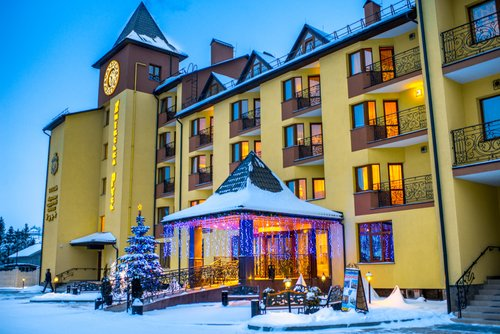 Тур в Kyivska Russ Resort Medical & Spa 4☆ Україна, Східниця