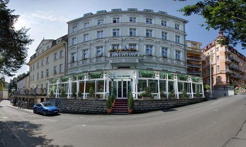 Тур в Park Spa Hotel Sirius 4☆ Чехія, Карлові Вари