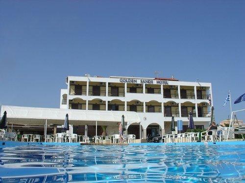 Тур в Golden Sands Hotel 3☆ Греция, о. Корфу