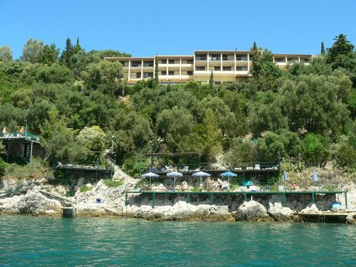 Тур в Nautilus Barbati Hotel 2☆ Греция, о. Корфу