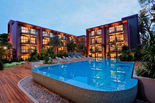 Тур в Holiday Inn Express Phuket Patong Beach Central 3☆ Таиланд, о. Пхукет