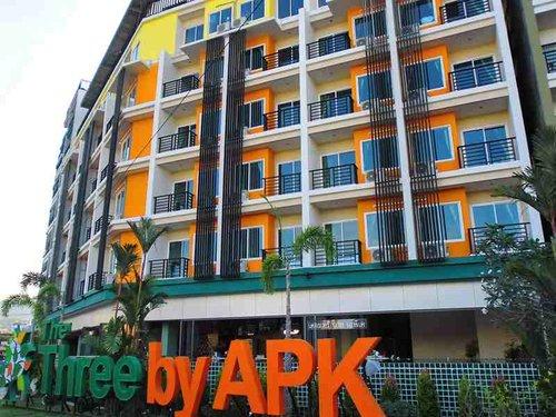 Тур в The Three by APK 3☆ Таиланд, о. Пхукет