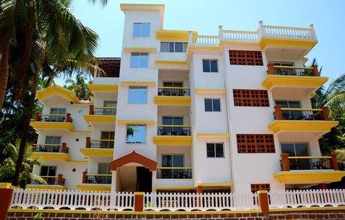 Тур в A's Holiday Retreat  Boutique Apartments 3☆ Индия, Южный Гоа