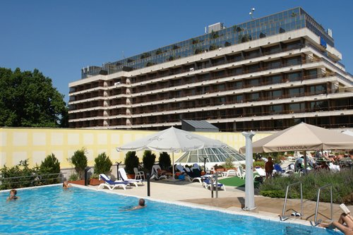 Тур в Ensana Thermal Margaret Island Health Spa Hotel 4☆ Венгрия, Будапешт