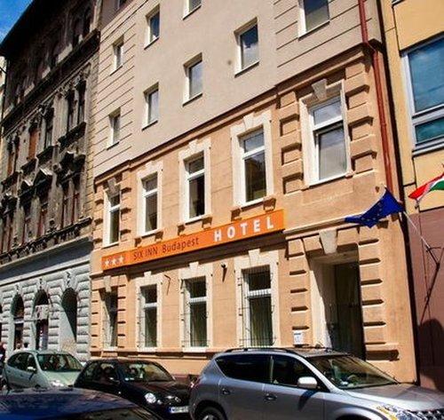 Тур в Six Inn Hotel Budapest 3☆ Угорщина, Будапешт