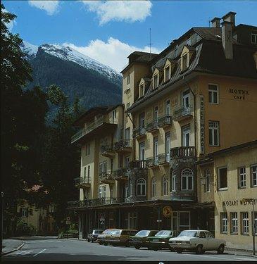 Тур в Mozart Hotel 3☆ Австрия, Бад Гаштайн