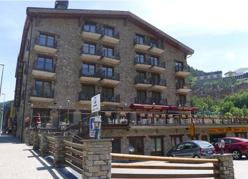 Тур в Parador Canaro Hotel 4☆ Андорра, Канильо
