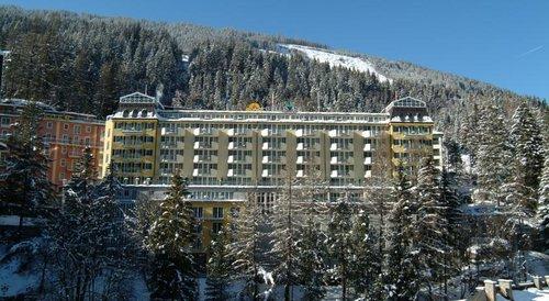 Тур в Mondi-Holiday Hotel Bellevue 4☆ Австрия, Бад Гаштайн