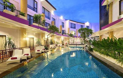 Тур в Kuta Central Park Hotel 4☆ Индонезия, Кута (о. Бали)