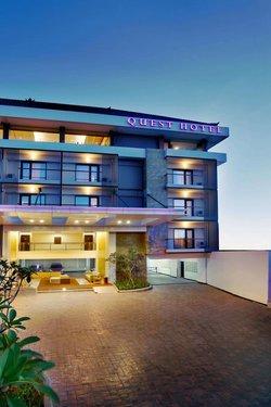 Тур в Quest Hotel Kuta 3☆ Индонезия, Кута (о. Бали)