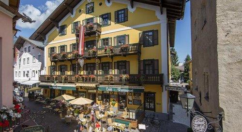 Тур в Lebzelter Hotel 3☆ Австрия, Цель ам Зее