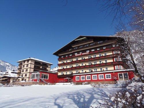 Тур в Akzent Hotel Germania Gastein 4☆ Австрия, Бад Хофгаштайн