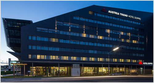 Тур в Austria Trend Hotel Doppio 4☆ Австрия, Вена