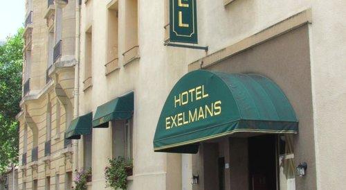 Тур в Exelmans Hotel 2☆ Франция, Париж
