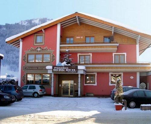 Тур в Bergheil Pension 3☆ Австрия, Капрун