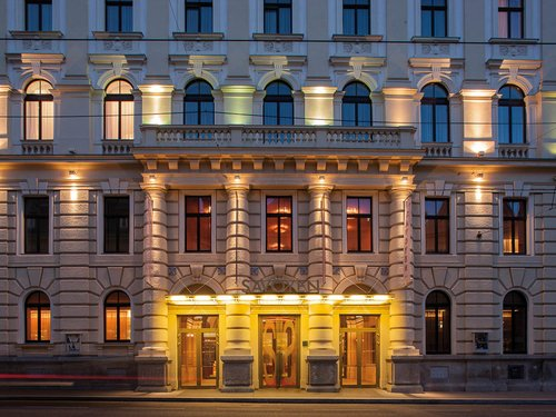 Тур в Savoyen Vienna Austria Trend Hotel 4☆ Австрия, Вена
