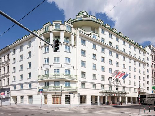 Тур в Austria Trend Hotel Ananas 4☆ Австрия, Вена
