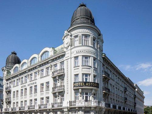 Тур в Austria Trend Hotel Astoria 4☆ Австрия, Вена