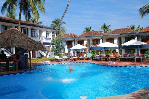 Тур в Santana Beach Resort 3☆ Индия, Северный Гоа