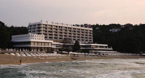Тур в The Palace Hotel 5☆ Болгария, Солнечный день