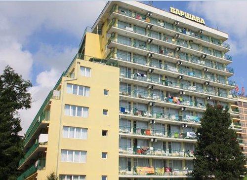 Тур в Varshava Hotel 2☆ Болгария, Золотые пески
