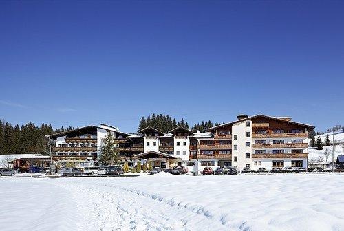 Тур в Kroneck Hotel 4☆ Австрия, Кицбюэль