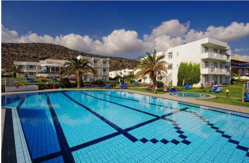 Тур в Ariadne Beach Hotel 3☆ Греция, о. Крит – Ираклион