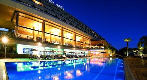 Тур в Amathus Beach Hotel 5☆ Кипр, Лимассол