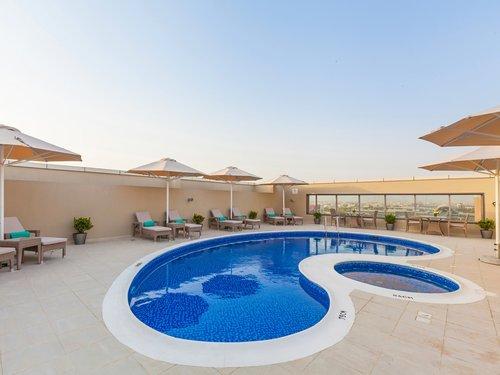 Горящий тур в Flora Al Barsha Hotel 4☆ ОАЭ, Дубай