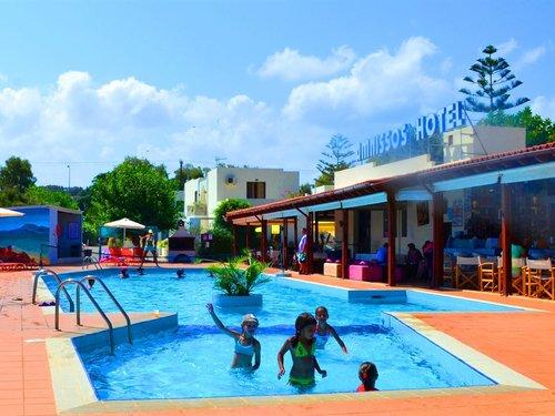 Тур в Bomo Club Amnissos Residence 3☆ Греция, о. Крит – Ретимно