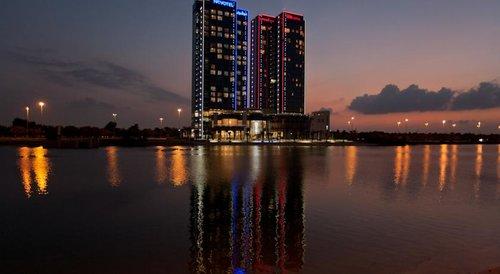 Горящий тур в Novotel Abu Dhabi Gate 4☆ ОАЭ, Абу Даби