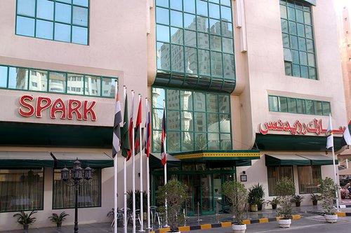 Тур в Spark Residence Deluxe Hotel Apartments 4☆ ОАЭ, Шарджа