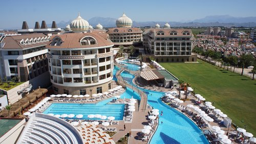 Тур в Kirman Belazur Resort & Spa 5☆ Туреччина, Белек