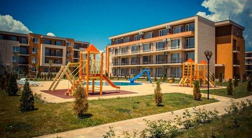 Тур в Orchid Fort Garden 3☆ Болгария, Солнечный берег