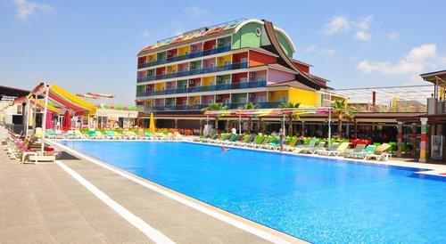 Тур в Blue Paradise Side Hotel 4☆ Турция, Сиде