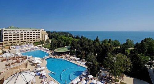 Тур в Sol Nessebar Palace Hotel 5☆ Болгария, Несебр