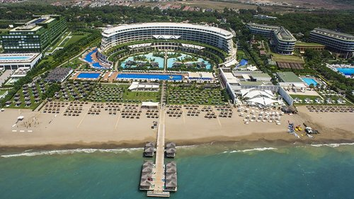 Тур в Maxx Royal Belek Golf Resort 5☆ Туреччина, Белек