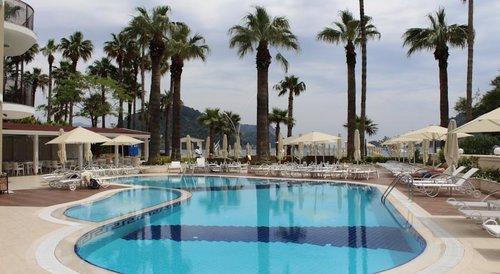 Тур в Sea Star Marmaris Hotel 4☆ Турция, Мармарис