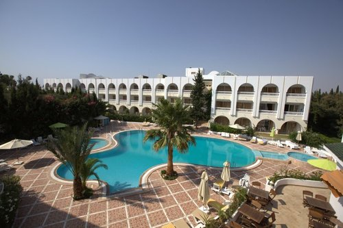 Тур в Otium Park Le Hammamet Resort 4☆ Тунис, Хаммамет