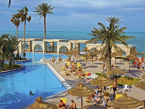 Тур в Zita Beach Resort 4☆ Туніс, о. Джерба