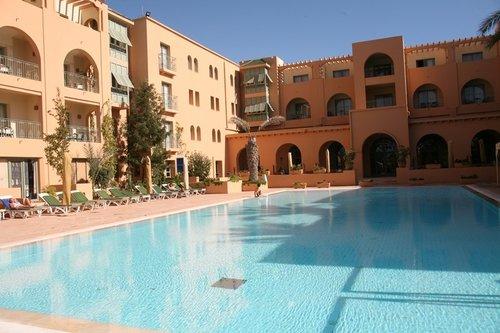 Тур в Alhambra Thalasso Yasmine Hammamet 5☆ Тунис, Хаммамет