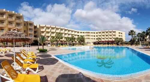 Тур в Houda Yasmine 4☆ Тунис, Хаммамет