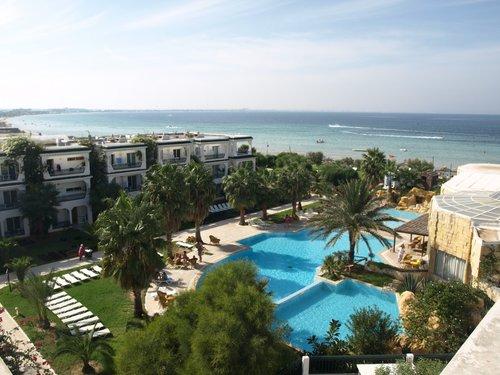 Тур в Palmyra Golden Beach 3☆ Тунис, Монастир