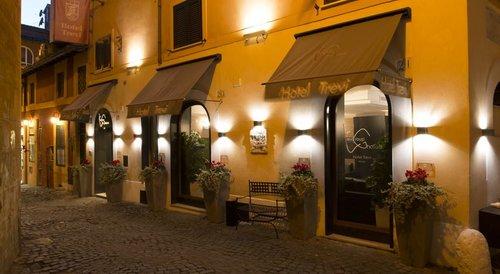 Тур в Trevi Hotel 3☆ Италия, Рим