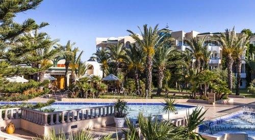Тур в Hasdrubal Thalassa & Spa Yasmine Hammamet 5☆ Тунис, Хаммамет