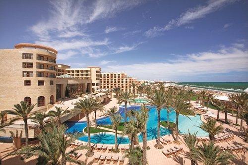 Тур в Movenpick Resort & Marine Spa Sousse 5☆ Тунис, Сусс