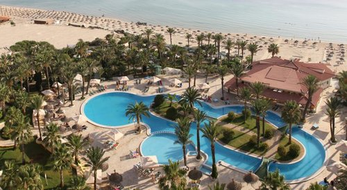 Тур в Riadh Palms 4☆ Тунис, Сусс