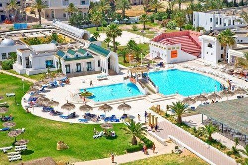 Тур в El Borj Hotel 3☆ Тунис, Махдия