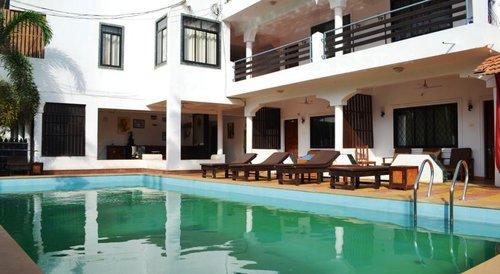 Тур в Pleasure Beach Resort 3☆ Индия, Северный Гоа